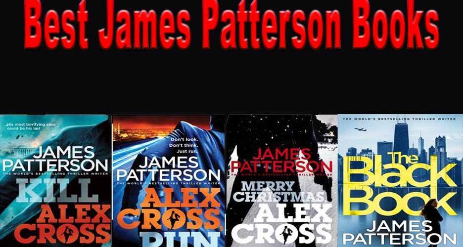 Best James Patterson Books