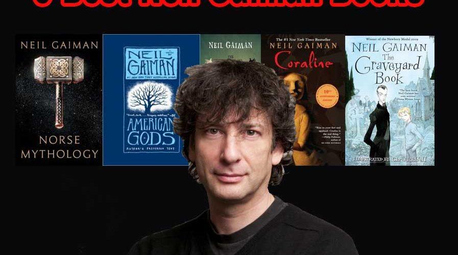 Best Neil Gaiman Books