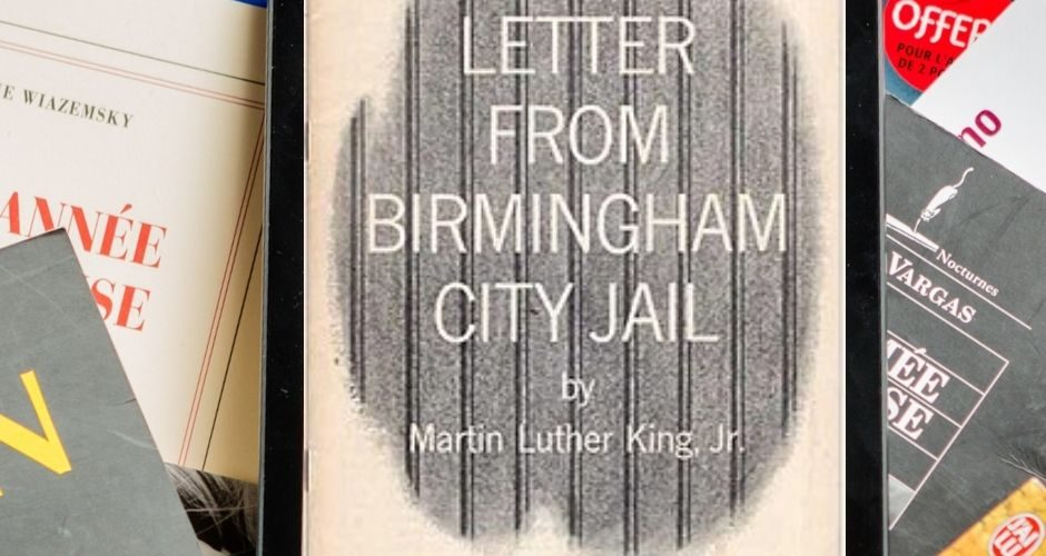 Letter from the Birmingham Jail pdf