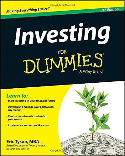 Investing For Dummies Pdf Download