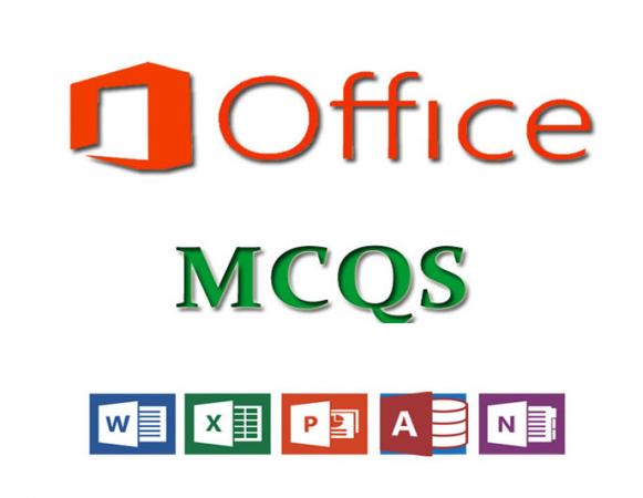 Ms Office Mcqs In Pdf For FIA