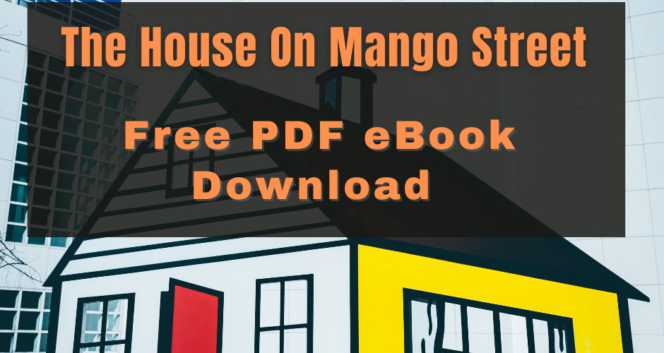 The House On Mango Street Pdf Download