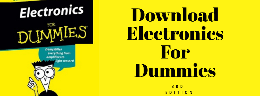 Download electronics for dummies Pdf Book
