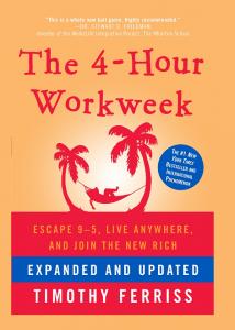 4 hour work week Pdf eBook By Tim Ferris
