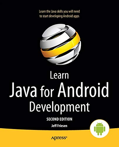 Learn Java for Android Development Pdf eBook 3rd Edition