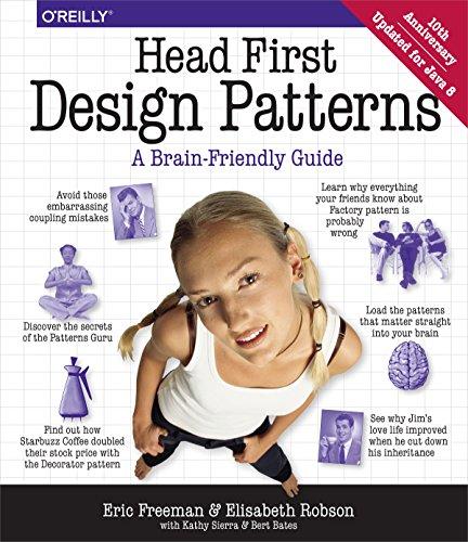 Head First Design Patterns Pdf eBook