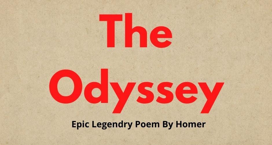 The Odyssey Pdf eBook