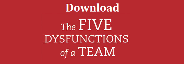 Download The Five Dysfunctions of a Team Pdf