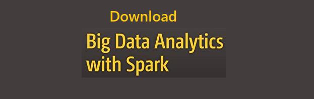 Download big data analytics with spark pdf