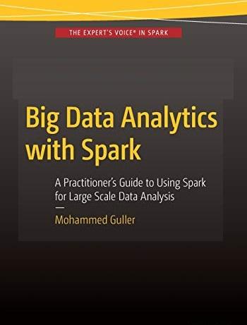 big data analytics with spark pdf eBook