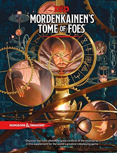 MORDENKAINEN'S TOME OF FOES Pdf eBook