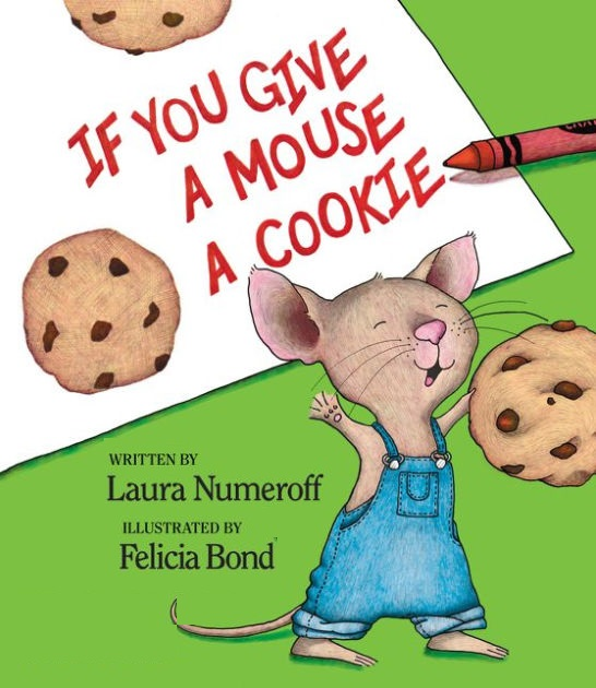 Download if you give a mouse a cookie Pdf