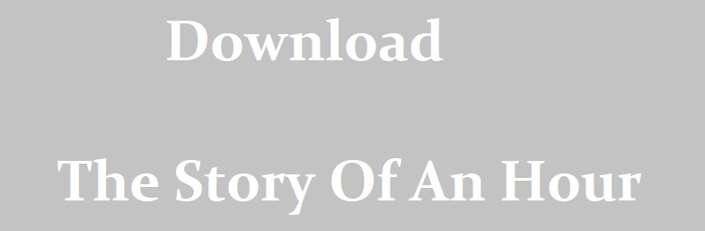Download The Story of an Hour Pdf