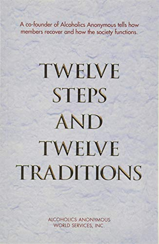 12 steps and 12 traditions pdf eBook