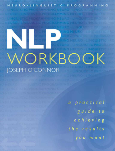 neuro linguistics programming pdf eBOOK