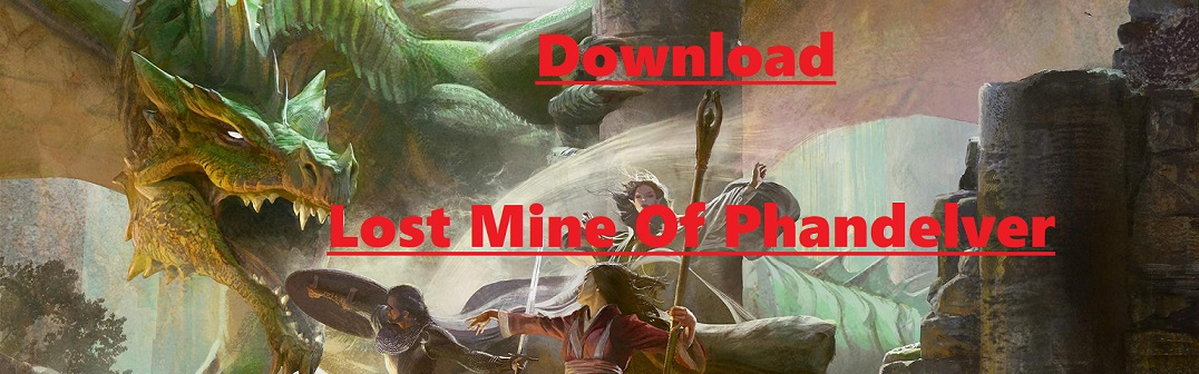 Download The lost mine of phandelver Pdf