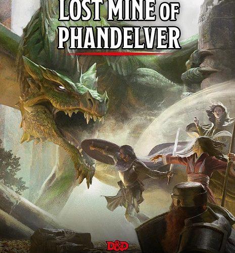 lost mine of phandelver Pdf eBOok