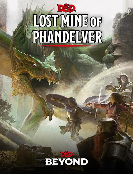 The lost mine of phandelver Pdf eBOok