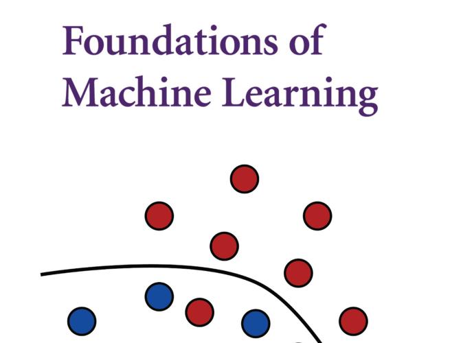 foundations of machine learning mohri pdf