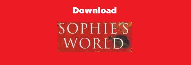 Download Sophie's World By Jostein Gaarder Pdf