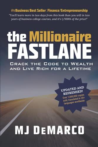 the millionaire fastlane pdf