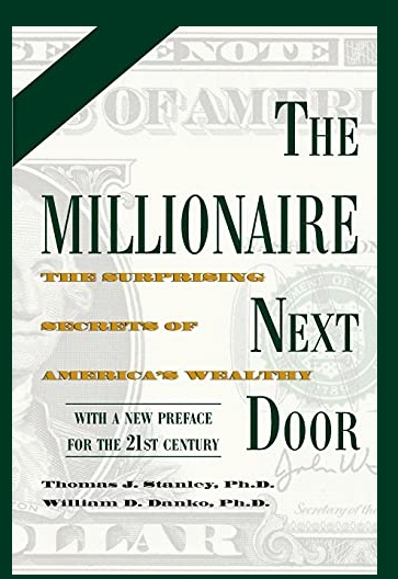 The Millionaire Next Door Pdf eBook
